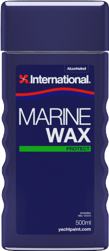 International Marine Wax Sealer Grp Paint 500ml
